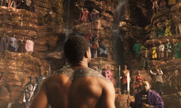 Our First BLACK PANTHER Trailer Conquers Us All