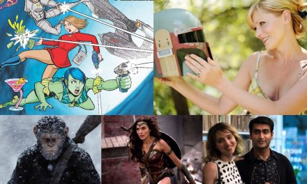 Ep 33 – Summer Movie Blockbusters with Guest Jenna Busch