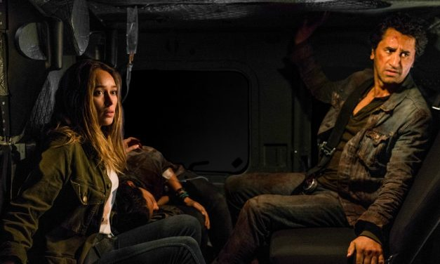 FEAR THE WALKING DEAD Recap (S03E02) New Frontier