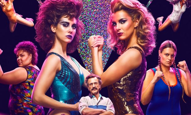 Get in Training for GLOW Season Two with this Special 'Maniac' Video