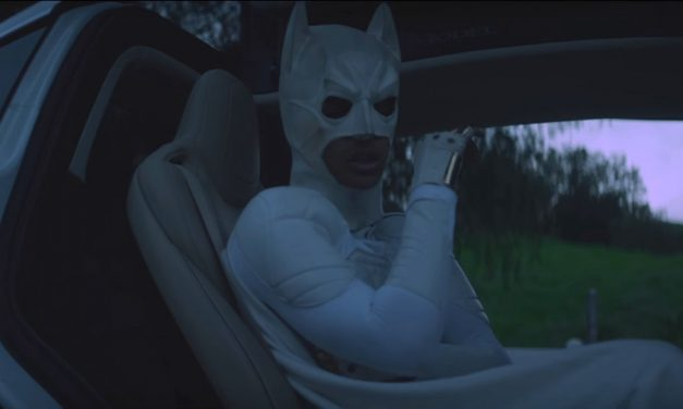 Jaden Smith Is Batman in New Music Video