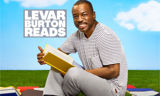 LEVAR BURTON READS: A New 'Reading Rainbow' Podcast for Grown Up Fans