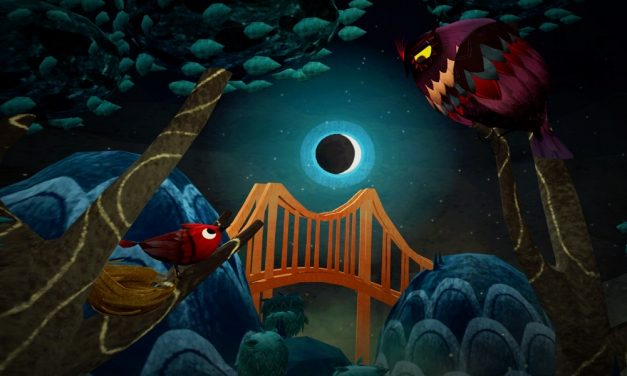 E3 2017: Hands-On with LUNA, a VR Experience Unlike Any Other