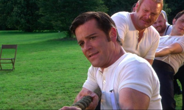MURDOCH MYSTERIES Rewatch: (S03E02) The Great Wall