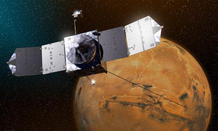 NASA's MAVEN Celebrates 1,000 Days in Orbit