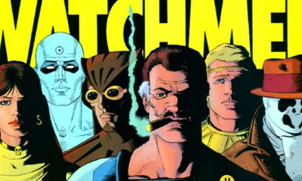 Who's Watching the WATCHMEN? HBO Will Be With New TV Series