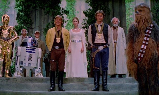 Recasting Couch: STAR WARS: A NEW HOPE