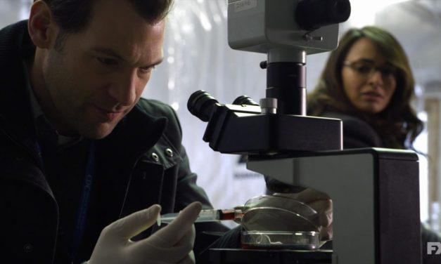 THE STRAIN Rewatch (S01E02) The Box
