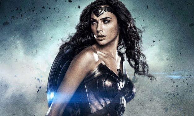 Movie Review – WONDER WOMAN