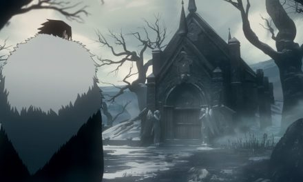 CASTLEVANIA Recap: (S01E03) Labyrinth