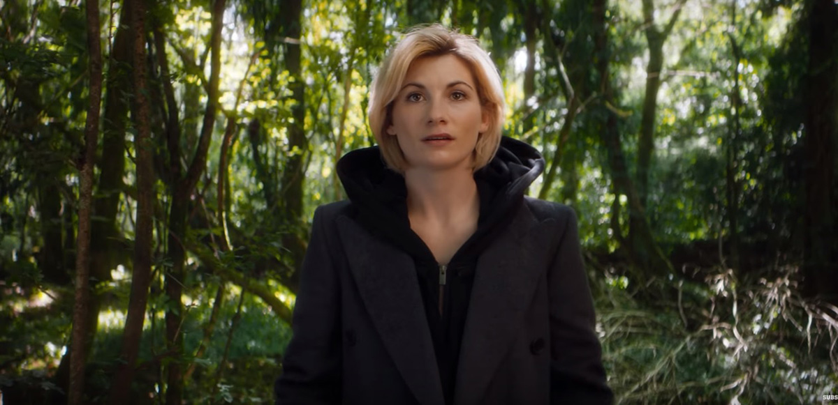 Meet the 13th Doctor of DOCTOR WHO: Jodie Whittaker