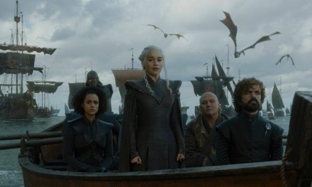 GAME OF THRONES Season Premiere Recap: (S07E01) Dragonstone