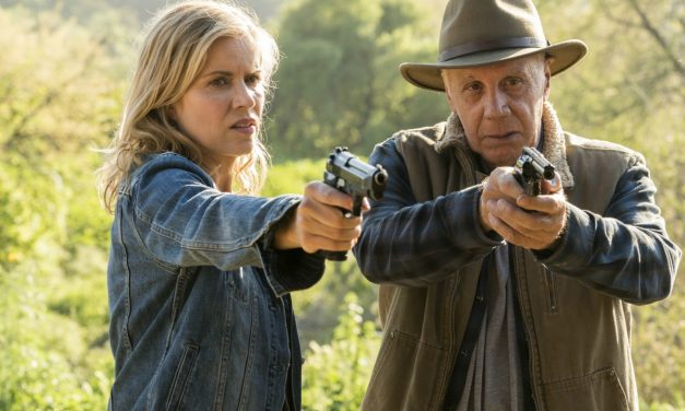 FEAR THE WALKING DEAD Recap (S03E06) Red Dirt