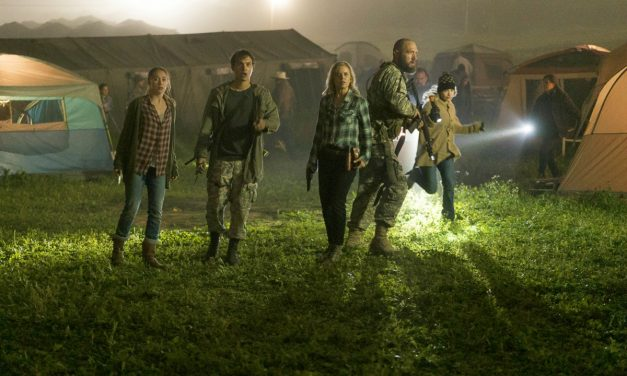 """The Ranch is Under Attack on the Mid-Season Finale of FEAR THE WALKING DEAD, """"The Unveiling"""""""
