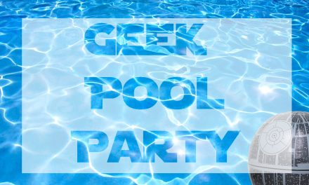 5 Must Haves For Your Next Geek Pool Party