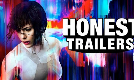 Honest Trailers Takes on the Controversial GHOST IN THE SHELL