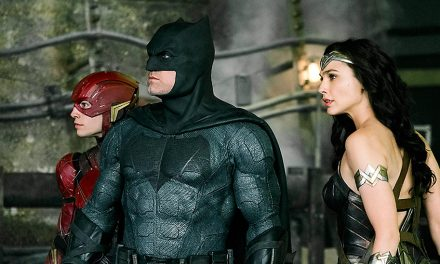 Batman, Wonder Woman and The Flash Are Ready in New JUSTICE LEAGUE Photo