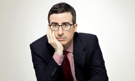 John Oliver Gets Beaky Joining Live-Action THE LION KING