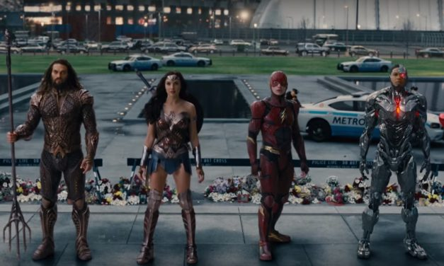 SDCC 2017: JUSTICE LEAGUE Trailer Does Our Heroes Justice