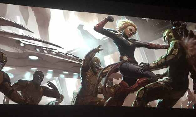 CAPTAIN MARVEL Drafts a New Screenwriter for the Kree-Skrull War!