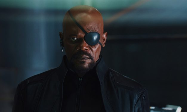 Samuel L. Jackson Makes His Return to the MCU in CAPTAIN MARVEL