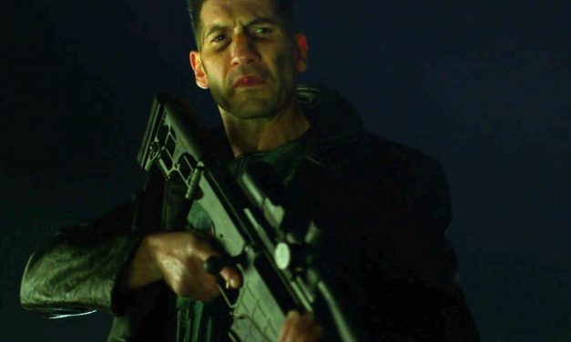 New Teaser Gives Us Our First Look at THE PUNISHER
