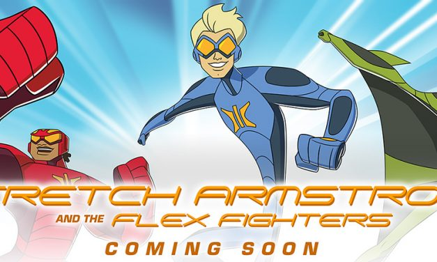 STRETCH ARMSTRONG Gets Animated Netflix Series With Fantastic Cast