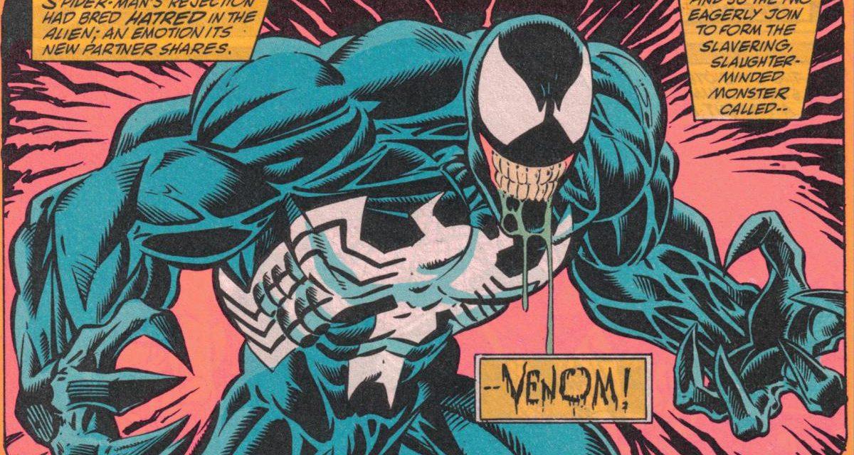 Sony's Spider-Man Spinoff, VENOM, To Be Cronenberg Horror