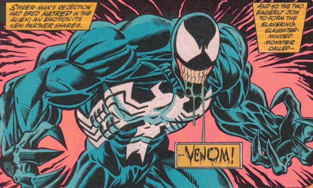 Sony's Spider-Man Spinoff, VENOM, To Be Cronenberg Horror