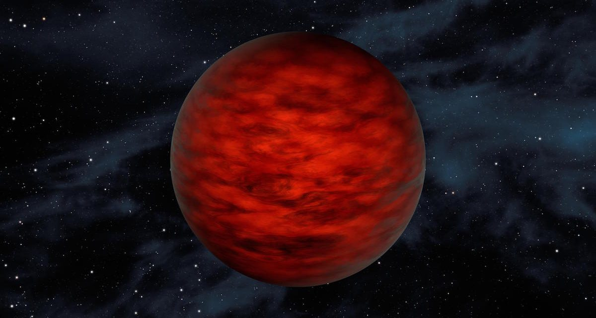 100 Billion Brown Dwarf Stars May Be Hiding in Our Galaxy