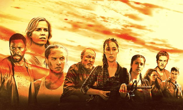SDCC 2017: FEAR THE WALKING DEAD Debuts Trailer for Second Half of Season 3