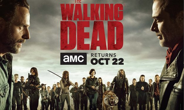 SDCC 2017: THE WALKING DEAD Season 8 Premiere Date Announced Plus the Official Poster