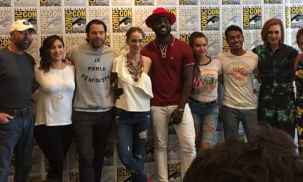 SDCC 2017: WYNONNA EARP Panel Brings the Laughs, Favorite Moments and News of Season 3