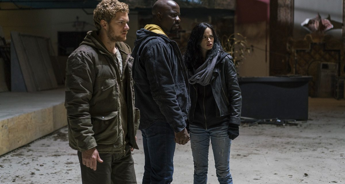 THE DEFENDERS Recap: (S01E05) Take Shelter