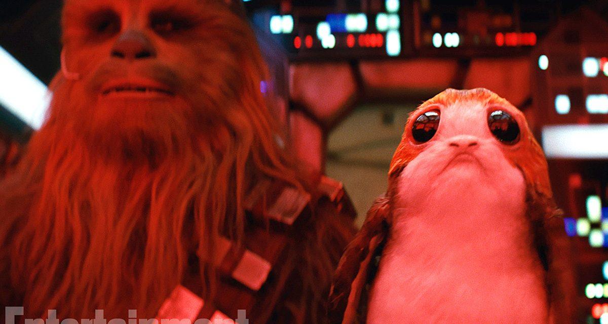 Where Is Chewbacca and Maz Kanata in STAR WARS: THE LAST JEDI?