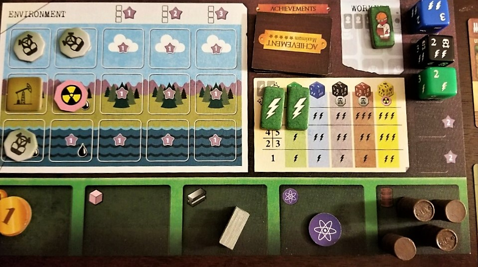A Look at The Manhattan Project: Energy Empire Board Game
