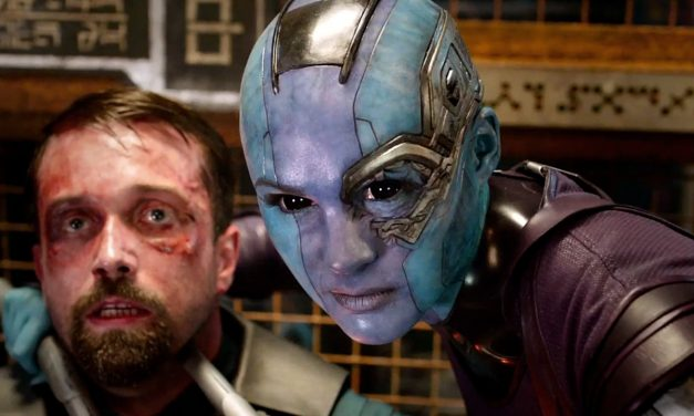 Who Is Nebula's New BFF in AVENGERS: INFINITY WAR?