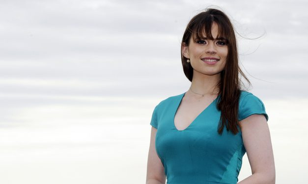 Hayley Atwell Heads to the Hundred Acre Wood