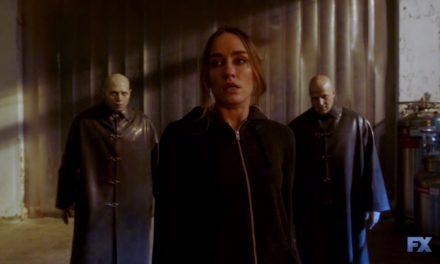 THE STRAIN Recap (S04E04) New Horizons