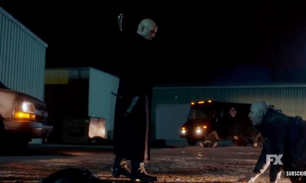 "Fet Takes the Fight Back to NYC in Next Week's Trailer for THE STRAIN ""Ouroboros"""