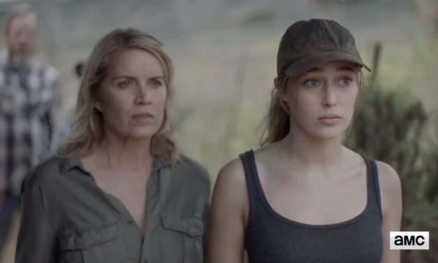 """The Ranch Gets Crowded in the Trailer for FEAR THE WALKING DEAD """"Desperate Times"""""""