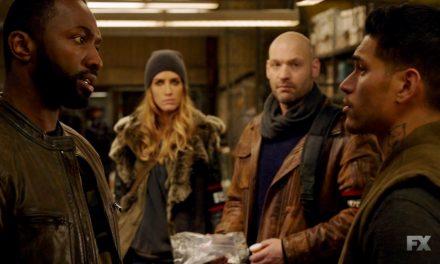 THE STRAIN Recap (S04E07) Ouroboros