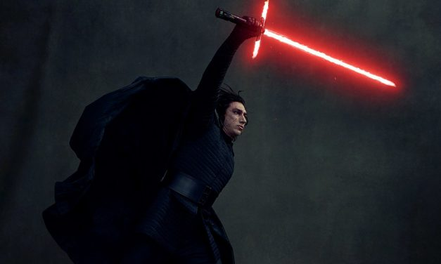Adam Driver Hopes Fans Will Like Kylo Ren's Unexpected Fate in STAR WARS: THE LAST JEDI