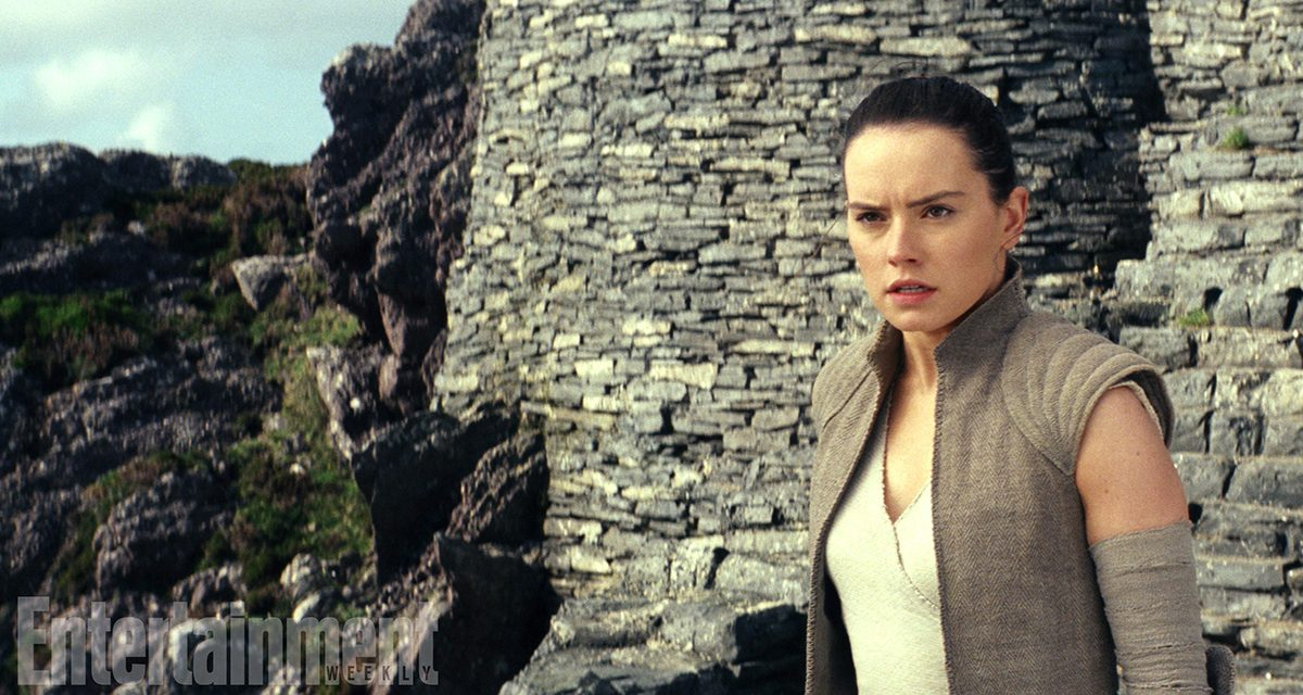 Will We Find Out About Rey and Finn's Family in STAR WARS: THE LAST JEDI?