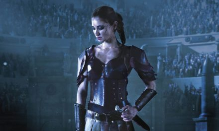 Female Gladiator Novel THE VALIANT Becoming a TV Series on CW