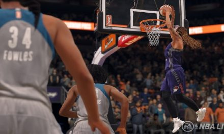 NBA LIVE 18 Will Feature WNBA Teams for the First Time