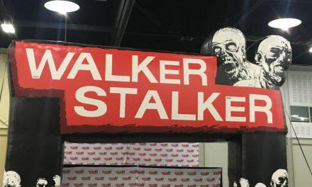 My Fan Experience at WALKER STALKER CON