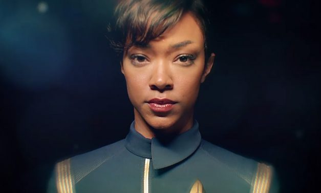 STAR TREK: DISCOVERY Starfleet Teaser Provides Message of Peace and Inspiration for Cosplay