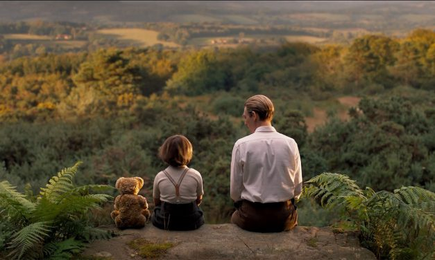 GOODBYE CHRISTOPHER ROBIN Trailer Shows Winnie-the-Pooh's Origins