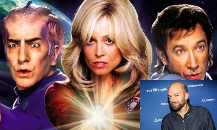 Paul Scheer Will Write on Amazon's GALAXY QUEST TV Revival